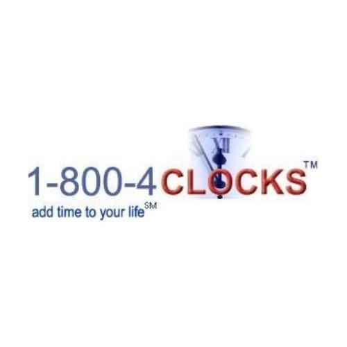 1-800-4Clocks