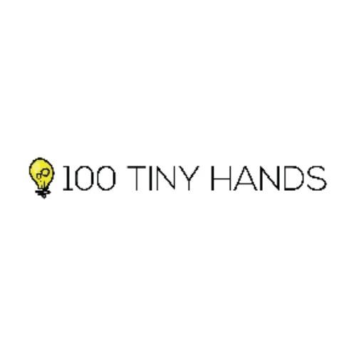 100 Tiny Hands