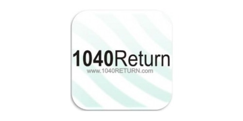 1040Return.com coupons