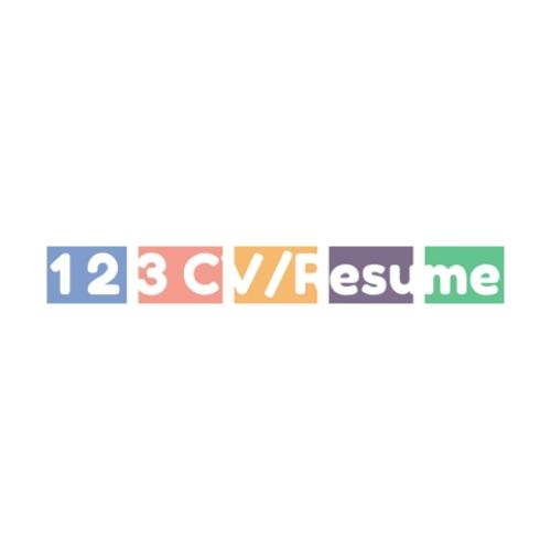1 2 3 CV/Resume