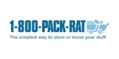 1-800-Pack-Rat coupon