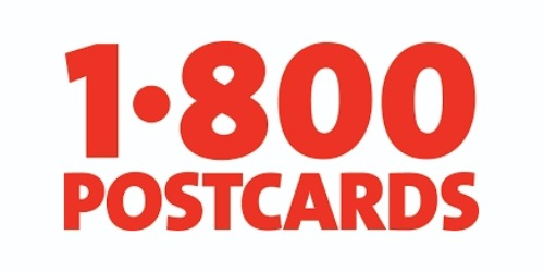 1-800 Postcards coupons