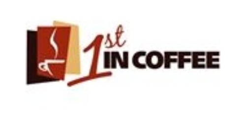 1st In Coffee coupons