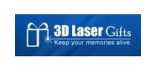 3D Laser Gifts coupons