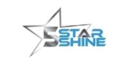 5 Star Shine coupons