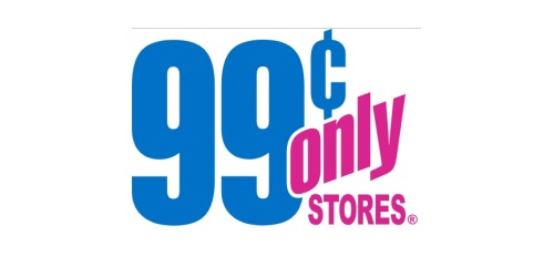 99¢ Only Store coupons