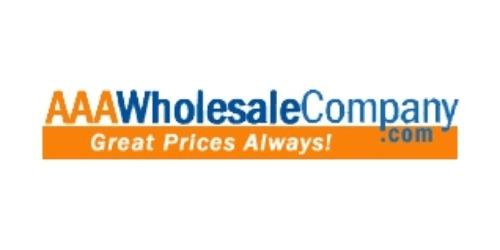 AAA Wholesale Company coupons