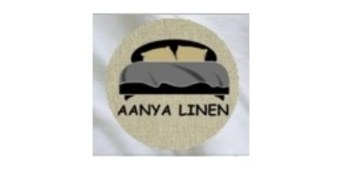 Aanya Linen coupon