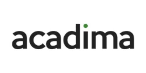 Acadima coupons