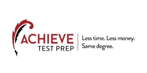 Achieve Test Prep coupons