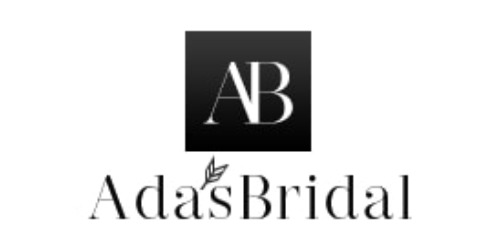 Ada's Bridal coupons