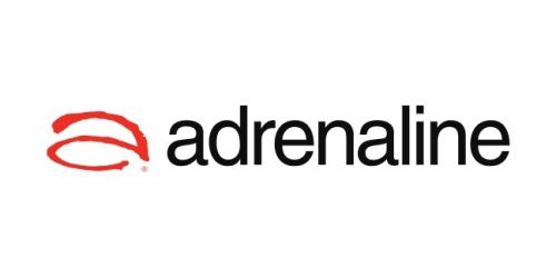 Adrenaline AU coupon