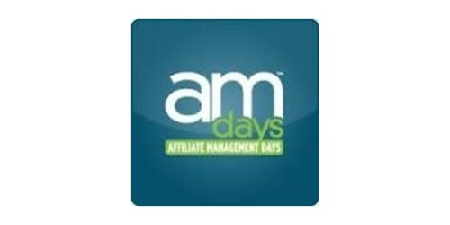 Affiliate Management Days coupons