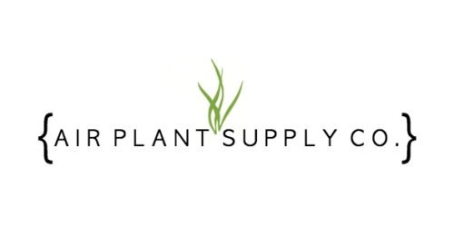 Air Plant Supply coupons
