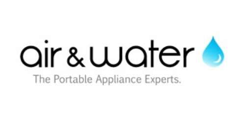Air & Water coupons