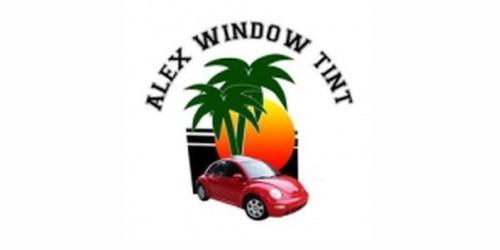 Alex Window Tint coupons