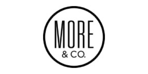 More & Co coupons
