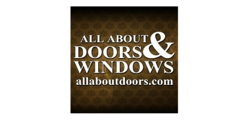 All About Doors and Windows coupons