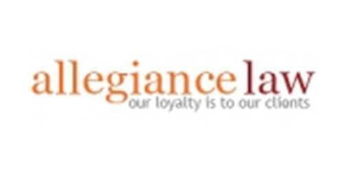 Allegiance Law coupons