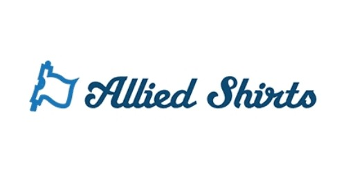 Allied Shirts coupon
