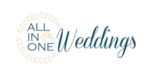 All In One Weddings coupons
