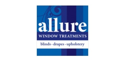Allure Window Treatments coupons