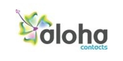 Aloha Contacts coupons