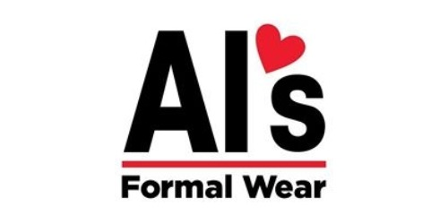 Al's Formal Wear coupons