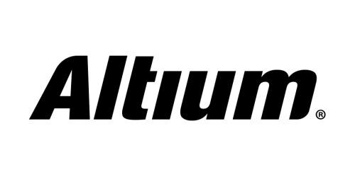 Altium coupons