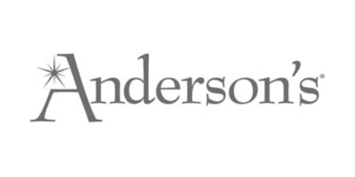 Anderson's coupons