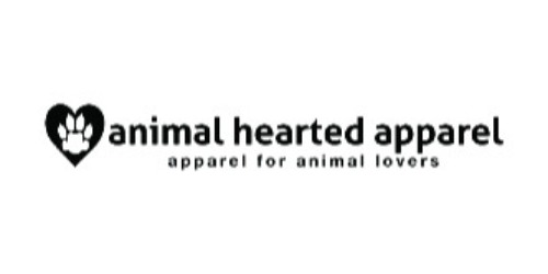 Animal Hearted Apparel coupon