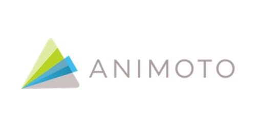 Animoto coupon