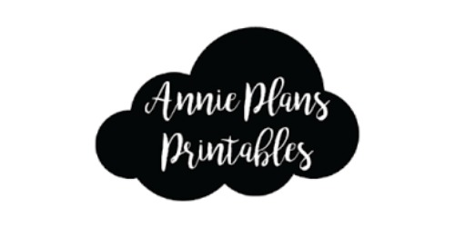Annie Plans Printables coupon