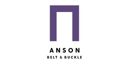 anson belt coupon