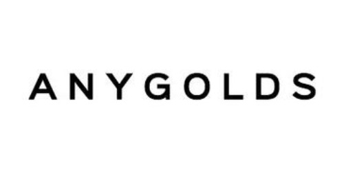 Anygolds coupons