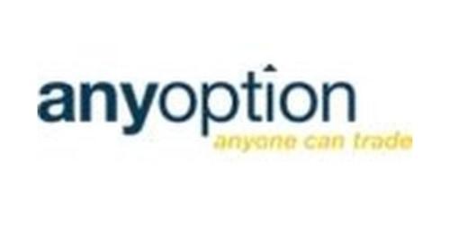 Anyoption coupons