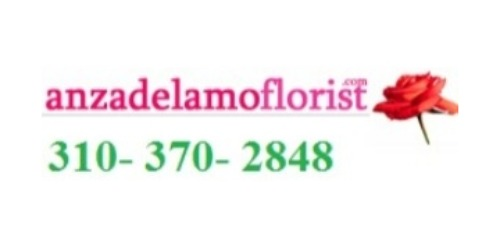 Anza Del Amo Florist coupons