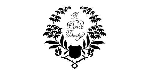 A Peace Treaty coupons