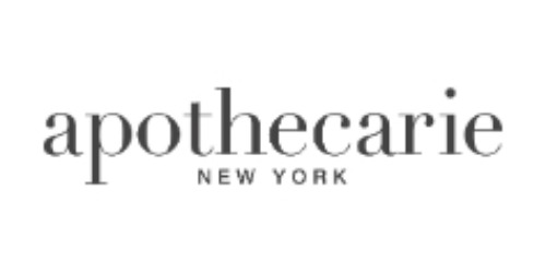 Apothecarie New York coupons