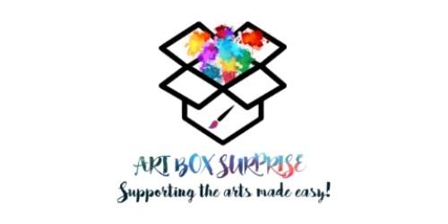 Art Box Surprise coupons