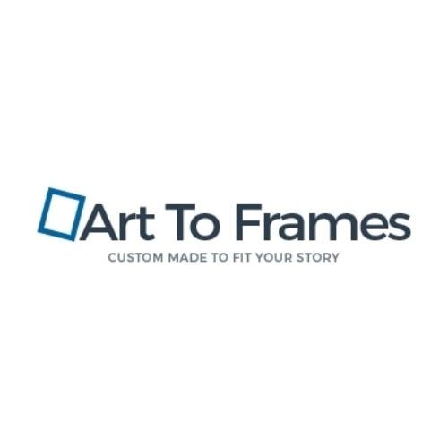 25% Off Art to Frames Promo Code | \