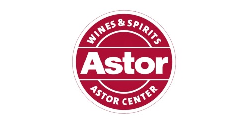 Astor Wines coupon