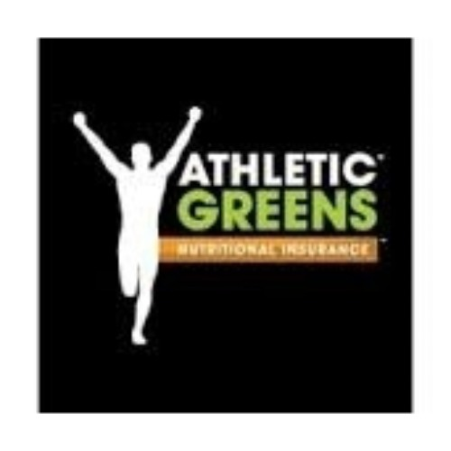 Athletic greens discount