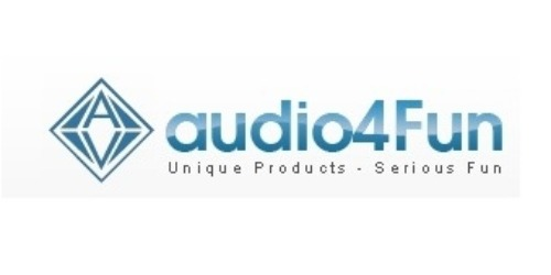 Audio4fun coupons