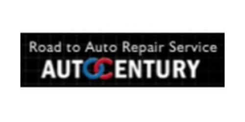 Auto Century coupons