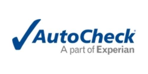 AutoCheck coupons