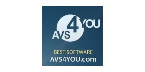 AVS4You.com coupon