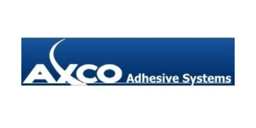 Axco Adhesive Systems Coupons