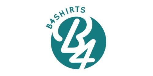 b4shirts coupons