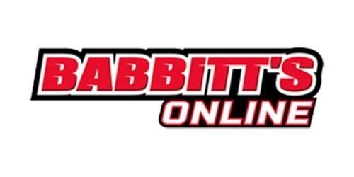 Babbitt's Online coupon